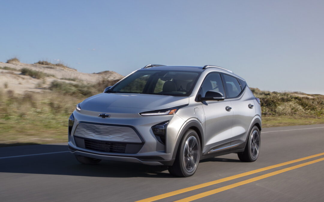 First Drive: 2022 Chevrolet Bolt EUV