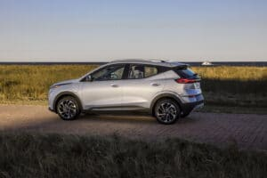 2022 Chevrolet Bolt EUV side