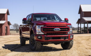 2022 Ford F-Series Super Duty Lariat Tremor front
