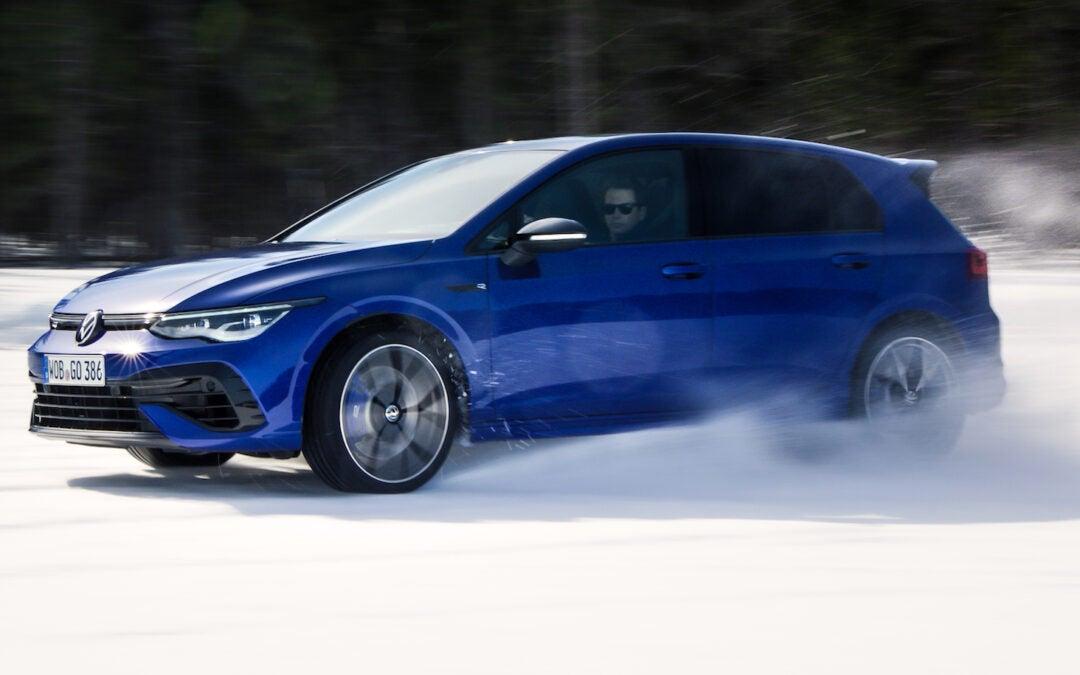 First Drive: 2022 Volkswagen Golf R