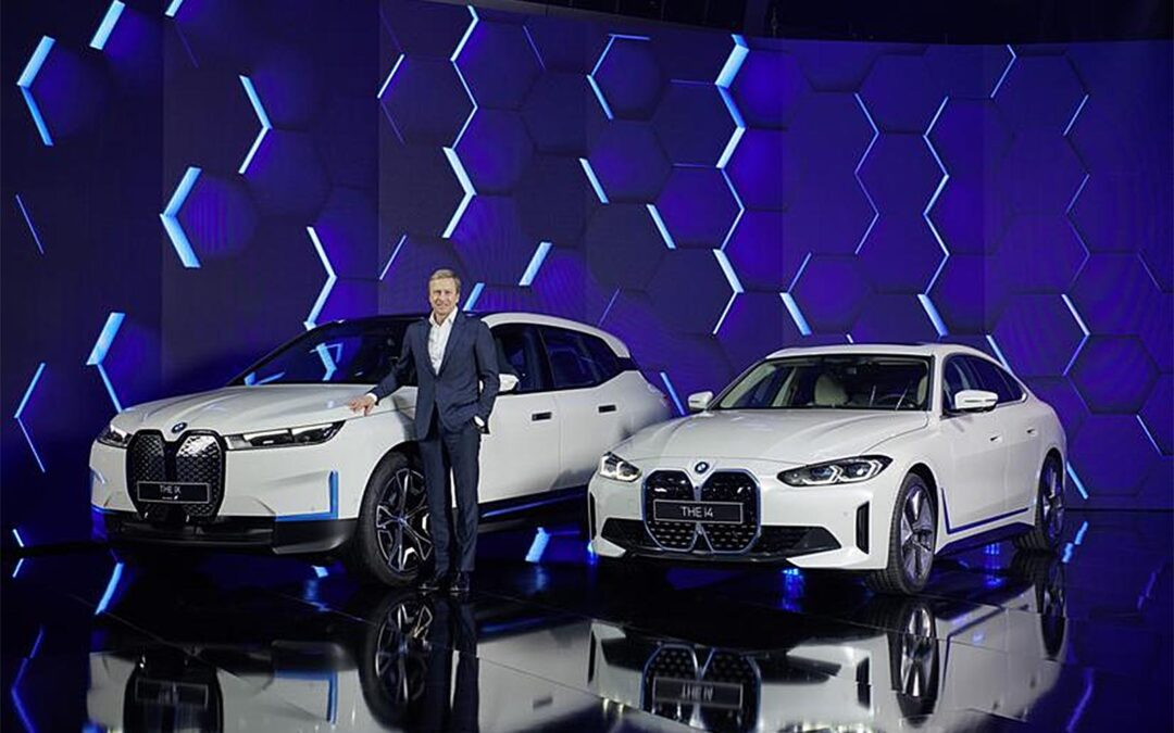 BMW Launching New i4 EV Three Months Ahead of Schedule