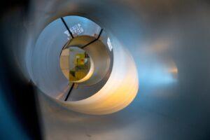 BMW carbon-emission free steel roll