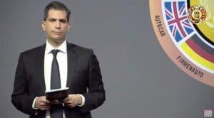 Sandro Mesquita, New Geneva Motor Show president