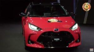 Toyota Yaris - Geneva Car of the Year