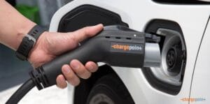 ChargePoint charging outlet