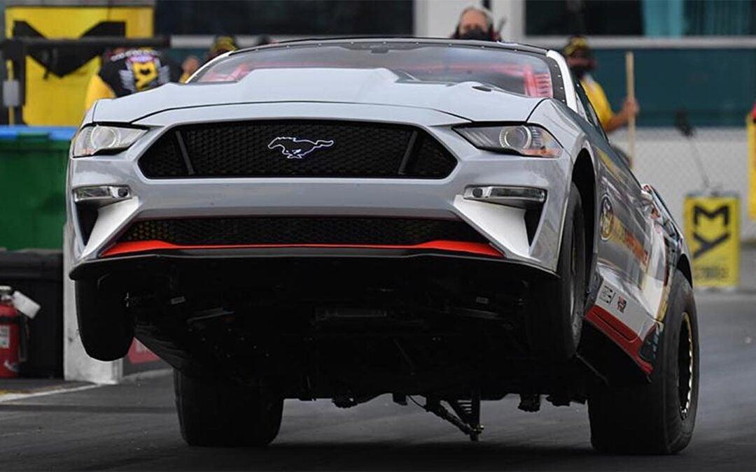 NHRA Eyes Expansion of EV Drag Racing