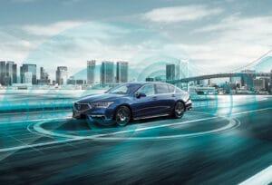 Honda Legend with Honda Sensing Elite