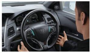 Honda Sensing Elite Hands off