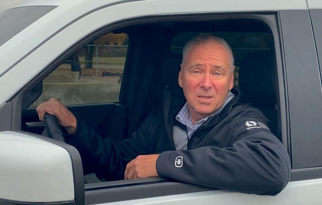 Lordstown Motors CEO Burns in truck Feb 2021