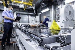 """Mercedes-Benz Drive Systems Campus: Stuttgart-Untertürkheim richtet sich auf """"Electric First"""" ausMercedes-Benz Drive Systems Campus"""