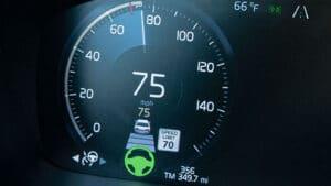 IIHS study about speeding