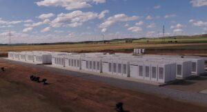 Tesla Australia storage battery