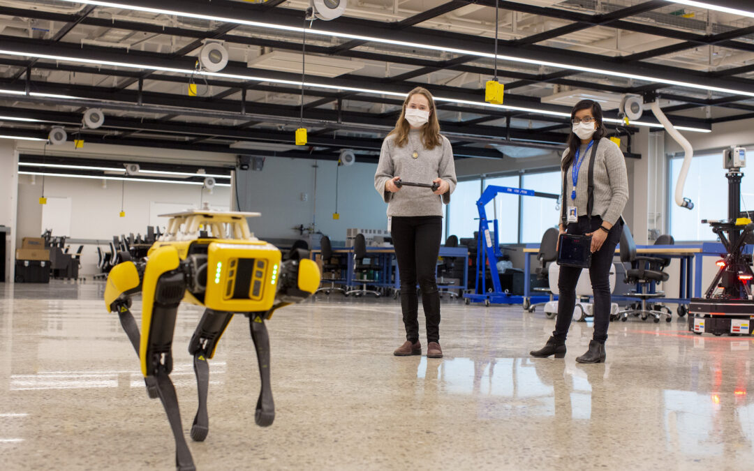 "Ford Launches ""Disneyland for Robots"" at University of Michigan"