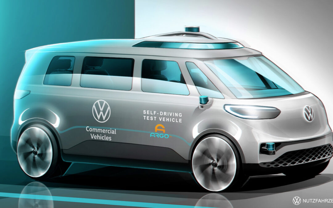 VW Introducing Autonomous Vehicles Within Four Years