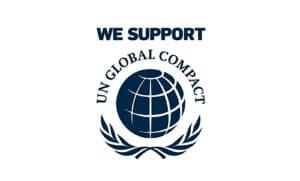 VW UN Global Compact logo