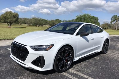 2021 Audi RS 7 front