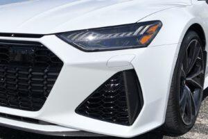 2021 Audi RS 7 headlight