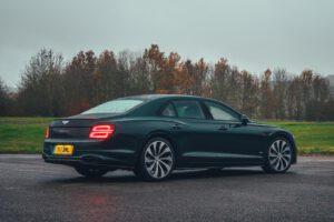 2021 Bentley Flying Spur in Barnato side