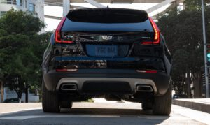 2021 Cadillac XT4 liftgate
