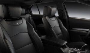 2021 Cadillac XT4 seats