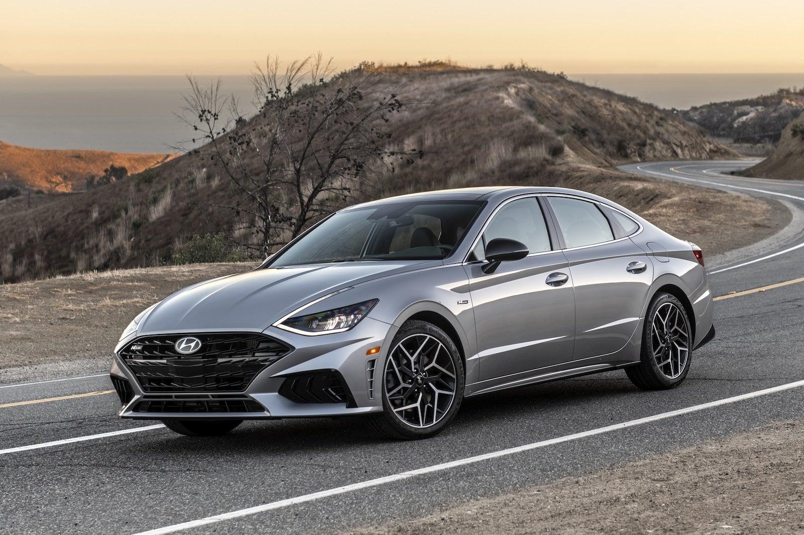 A Week With 2021 Hyundai Sonata N Line The Detroit Bureau
