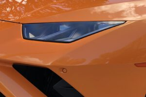 2021 Lamborghini Huracán EVO RWD Spyder headlight