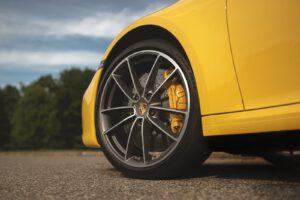 2021 Porsche 911 Targa 4S wheel