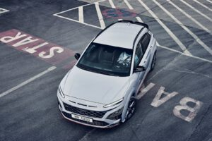 2022 Hyundai Kona N top