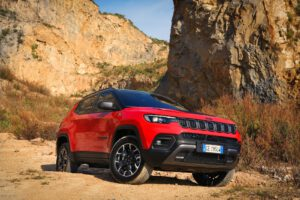 2022 Jeep Compass Trailhawk 4xe