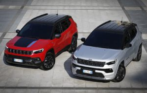 2022 Jeep Compass Trailhawk and S 4xe debut