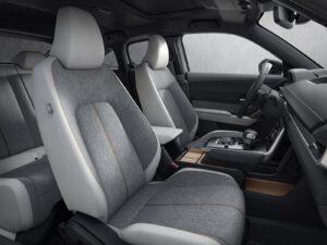 2022 Mazda MX-30 cabin