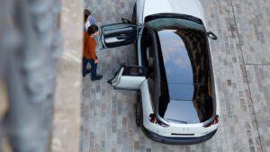 2022 Mazda MX-30 roof