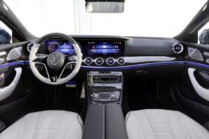 2022 Mercedes CLS 450 interior