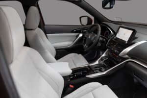 2022 Mitsubishi Eclipse Cross seats