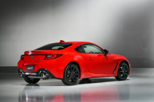 2022 Toyota GR 86 rear