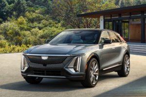 2023 Cadillac Lyriq best