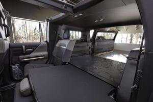 2024 GMC Hummer EV SUV cargo