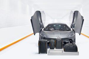 McLaren Tumi luggage 2021