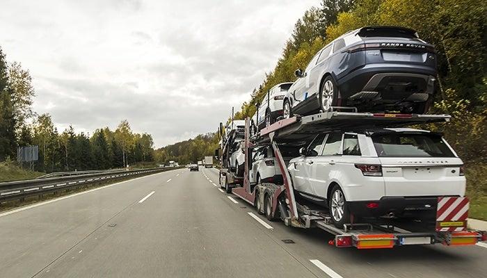 auto shipping new york