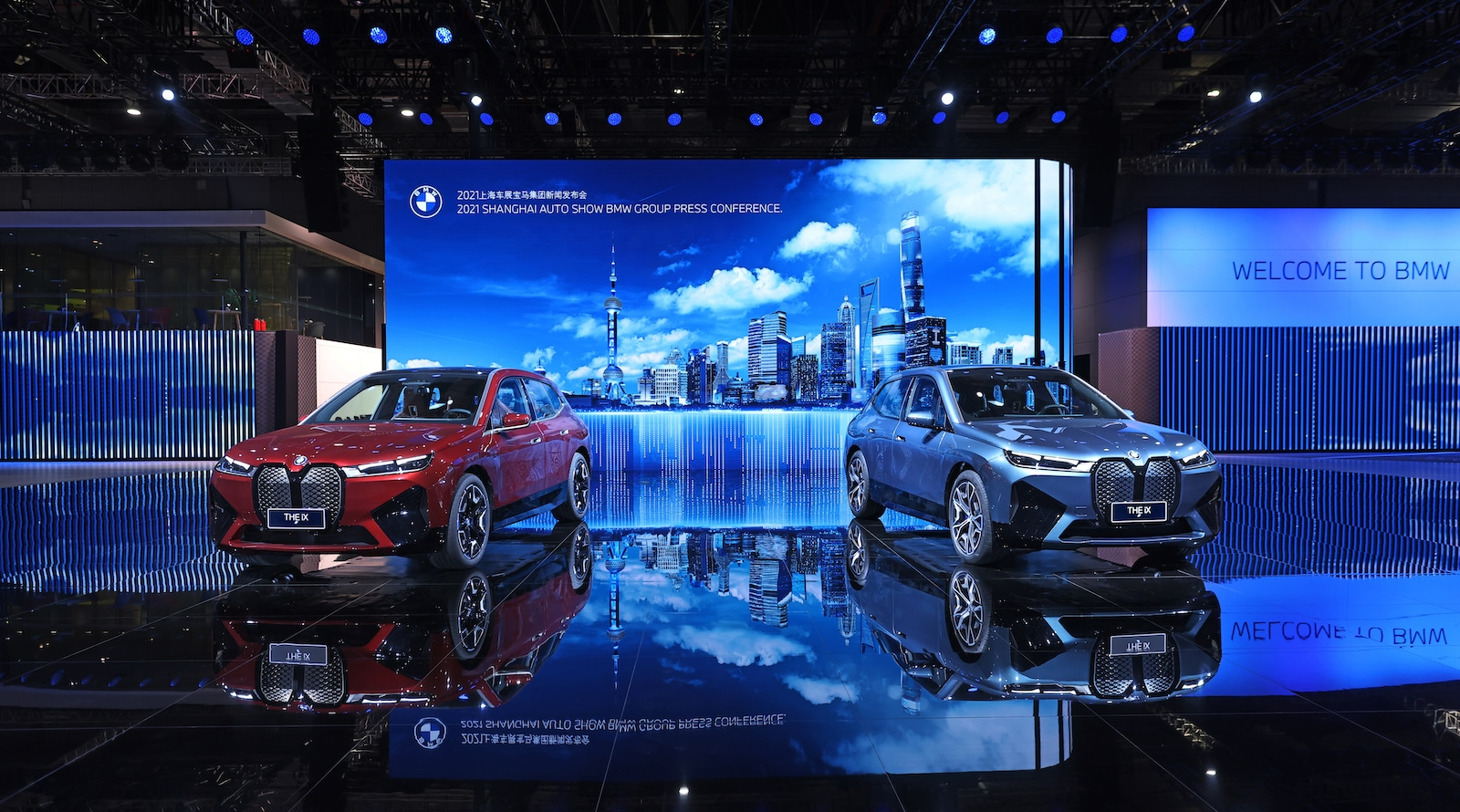 BMW Unveils its Newest EV and iDrive Operating System in Shanghai - The Detroit Bureau