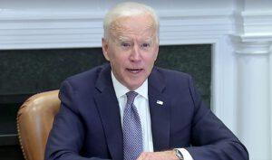 Biden talks at Chip CEO summit
