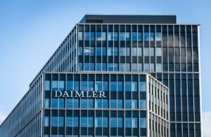 Daimler AG HQ Stuttgart