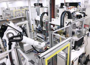 Daimler Volt fuel cell manufacturing