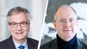 Daimler and Volvo truck CEOs
