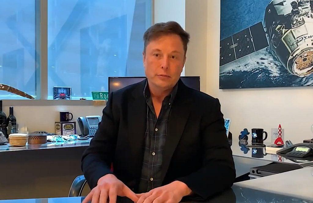 Elon Musk 2021