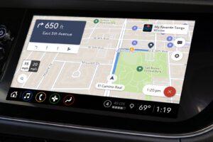 GM debuts Maps+