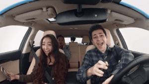 Lexus Driving Disrupted distracted drivers