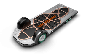REE FlatFormer EV platform