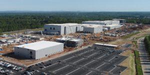 SK Innovation Georgia plant exterior