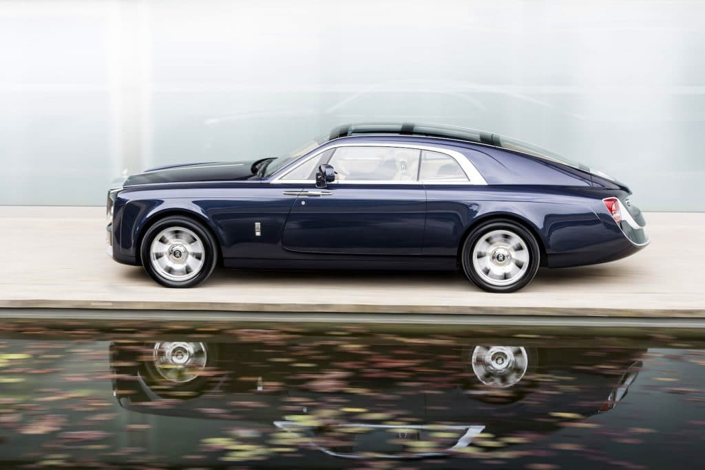 2017 Rolls-Royce Sweptail coachbuild